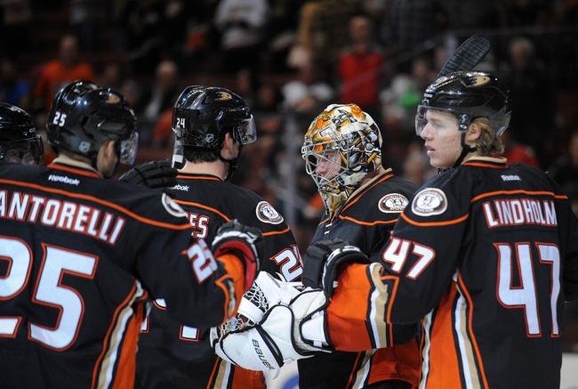 Arizona Coyotes vs. Anaheim Ducks - 3/3/16 NHL Pick, Odds, and Prediction