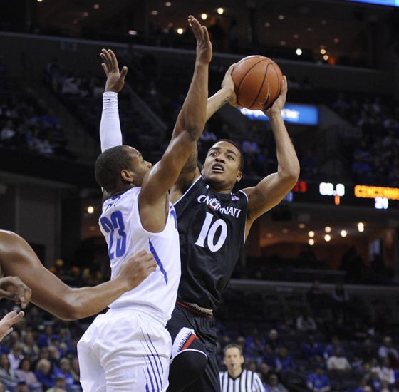 Central Florida Knights vs. Cincinnati Bearcats - 2/9/16 College Basketball Pick, Odds, and Prediction