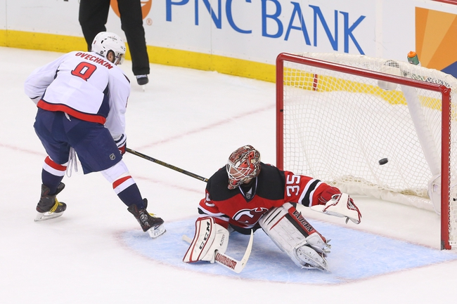 Washington Capitals vs. New Jersey Devils - 2/20/16 NHL Pick, Odds, and Prediction