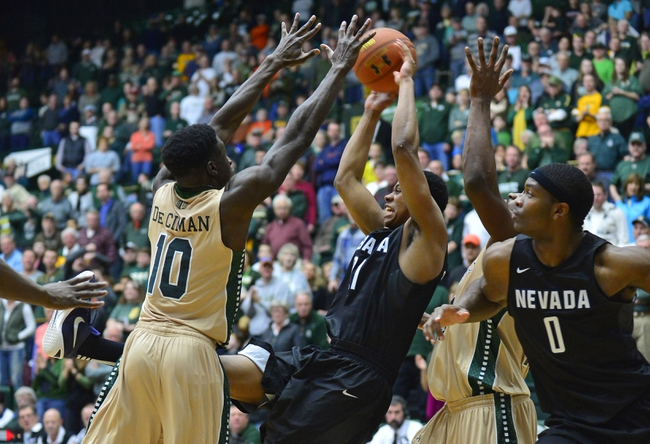 Nevada vs. Colorado State- 2/28/16 College Basketball Pick, Odds, and Prediction