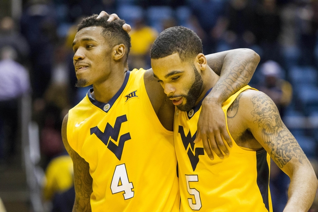 West Virginia vs. TCU - 2/13/16 College Basketball Pick, Odds, and Prediction