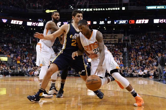 Jazz vs. Suns - 3/17/16 NBA Pick, Odds, and Prediction