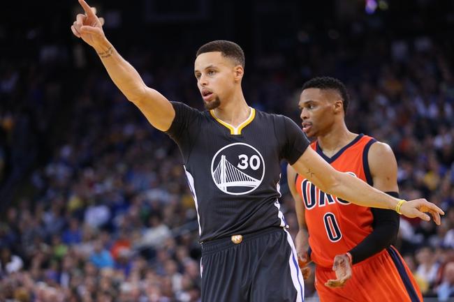 Thunder vs. Warriors - 2/27/16 NBA Pick, Odds, and Prediction