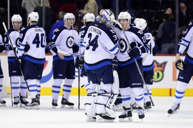 Winnipeg Jets vs. Colorado Avalanche - 3/12/16 NHL Pick, Odds, and Prediction