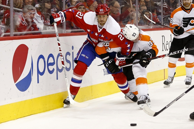 Flyers vs. Capitals - 3/30/16 NHL Pick, Odds, and Prediction