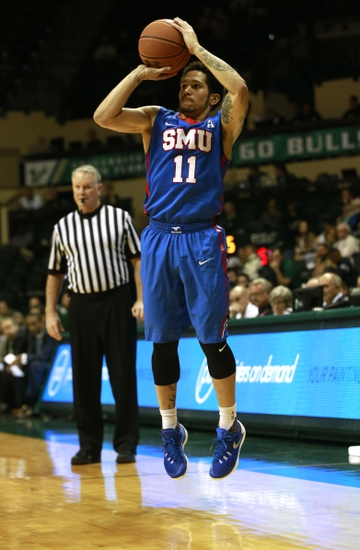 SMU Mustangs vs. Tulsa Golden Hurricane - 2/10/16 College Basketball Pick, Odds, and Prediction