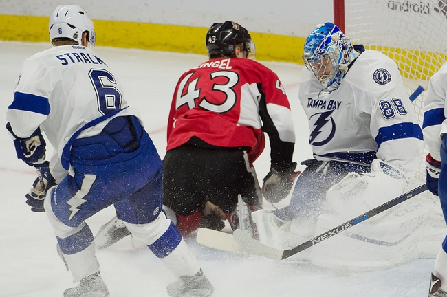 Ottawa Senators vs. Tampa Bay Lightning - 3/3/16 NHL Pick, Odds, and Prediction