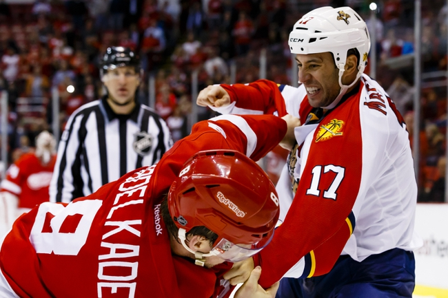 Panthers vs. Red Wings - 3/19/16 NHL Pick, Odds, and Prediction