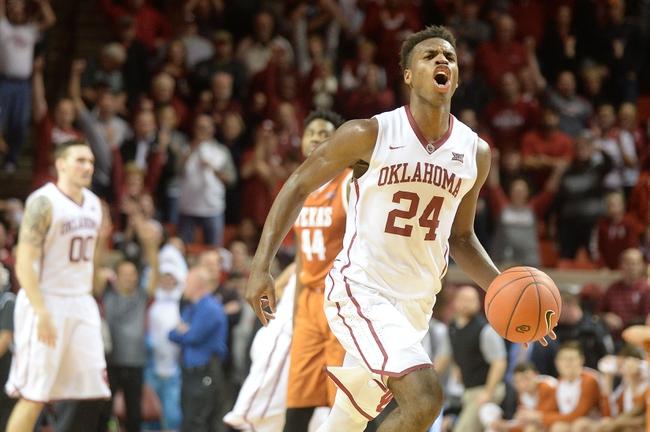 Texas vs. Oklahoma - 2/27/16 College Basketball Pick, Odds, and Prediction
