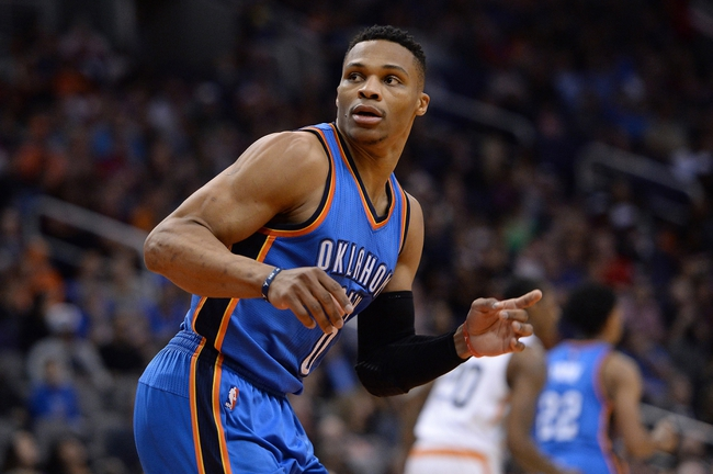 Oklahoma City Thunder vs. Phoenix Suns - 10/28/16 NBA Pick, Odds, and Prediction