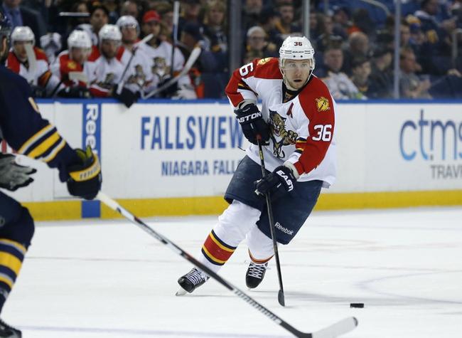 Buffalo Sabres vs. Florida Panthers - 10/29/16 NHL Pick, Odds, and Prediction