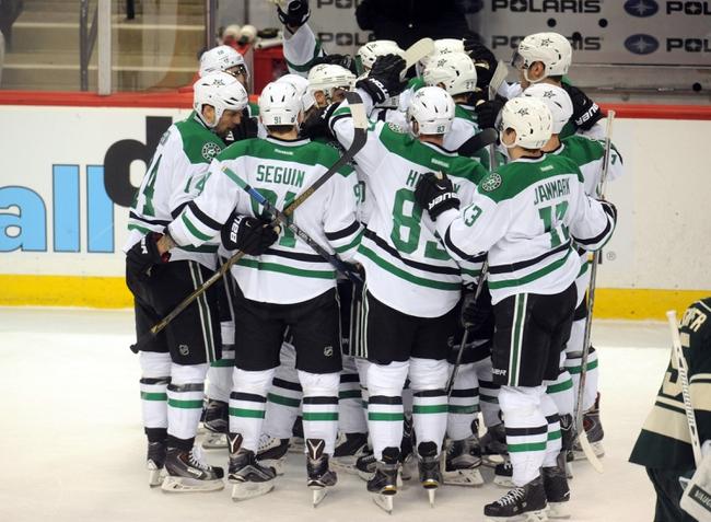 Dallas Stars vs. Minnesota Wild - 4/14/16 NHL Pick, Odds, and Prediction