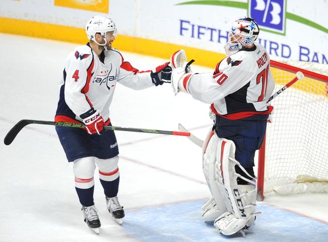 Washington Capitals vs. Nashville Predators - 3/18/16 NHL Pick, Odds, and Prediction