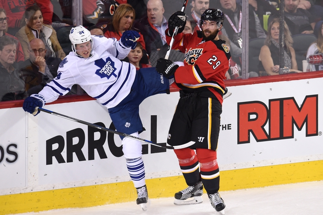 Toronto Maple Leafs vs. Calgary Flames - 3/21/16 NHL Pick, Odds, and Prediction
