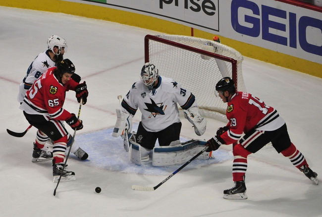 San Jose Sharks vs. Chicago Blackhawks - 11/23/16 NHL Pick, Odds, and Prediction