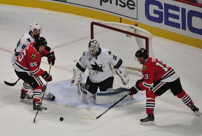 San Jose Sharks vs. Chicago Blackhawks - 11/23/16 NHL Pick, Odds, and Prediction