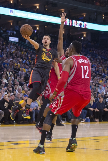 Golden State Warriors vs. Houston Rockets - 4/16/16 NBA Pick, Odds, and Prediction