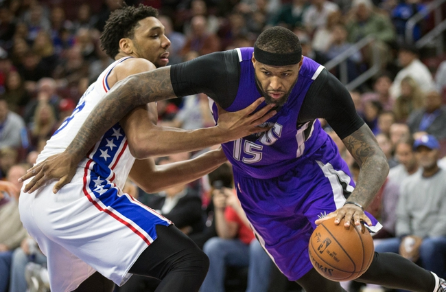Sacramento Kings at Philadelphia 76ers - 11/30/16 NBA Pick, Odds, and Prediction