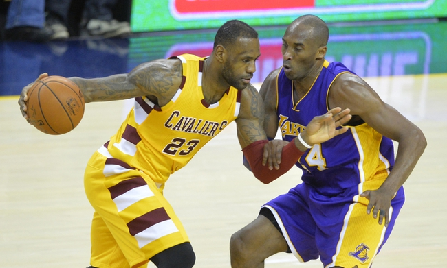 Cleveland Cavaliers at Los Angeles Lakers - 3/10/16 NBA Pick, Odds, and Prediction