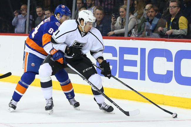 Los Angeles Kings vs. New York Islanders - 11/23/16 NHL Pick, Odds, and Prediction