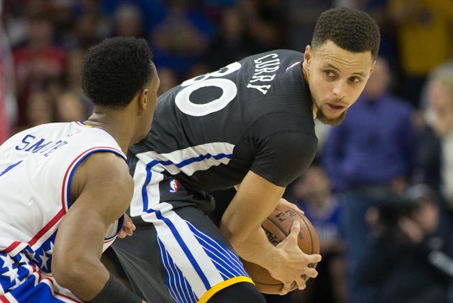 Warriors vs. 76ers - 3/27/16 NBA Pick, Odds, and Prediction
