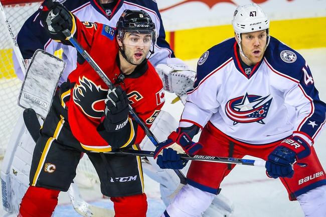 Columbus Blue Jackets vs. Calgary Flames - 11/23/16 NHL Pick, Odds, and Prediction
