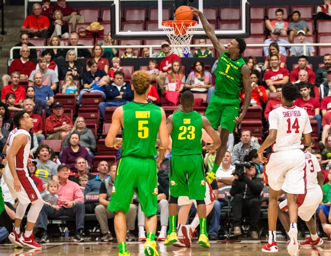 Oregon vs. Oregon State - 2/20/16 College Basketball Pick, Odds, and Prediction