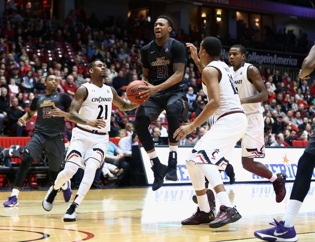 East Carolina vs. Cincinnati - 2/27/16 College Basketball Pick, Odds, and Prediction