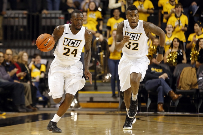 Davidson Wildcats vs. VCU Rams - 3/12/16 College Basketball Pick, Odds, and Prediction