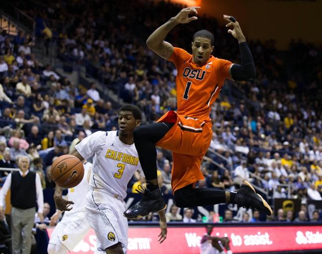 Oregon State vs. Washington - 2/24/16 College Basketball Pick, Odds, and Prediction