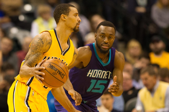 Pacers vs. Hornets - 2/26/16 NBA Pick, Odds, and Prediction