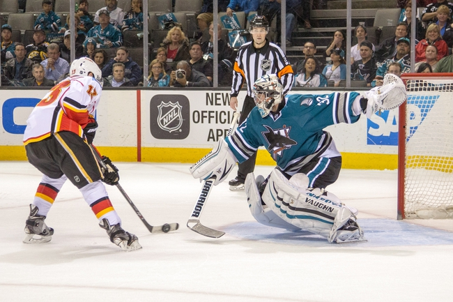 Flames vs. Sharks - 3/7/16 NHL Pick, Odds, and Prediction