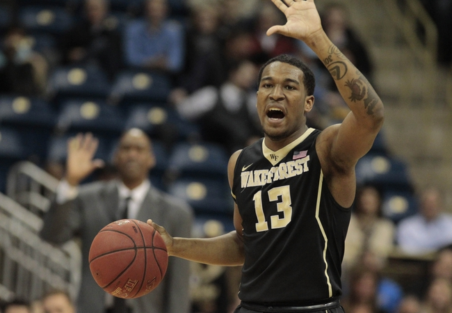 Wake Forest Demon Deacons vs. Notre Dame Fighting Irish - 2/24/16 College Basketball Pick, Odds, and Prediction