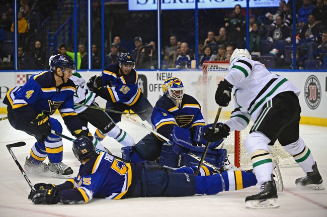 Dallas Stars vs. St. Louis Blues - 3/12/16 NHL Pick, Odds, and Prediction