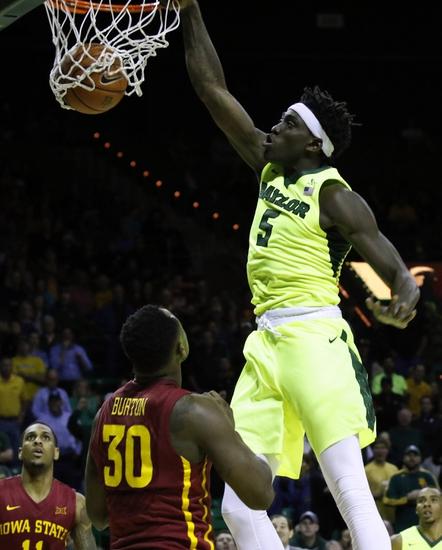 Baylor vs. Kansas - 2/23/16 College Basketball Pick, Odds, and Prediction