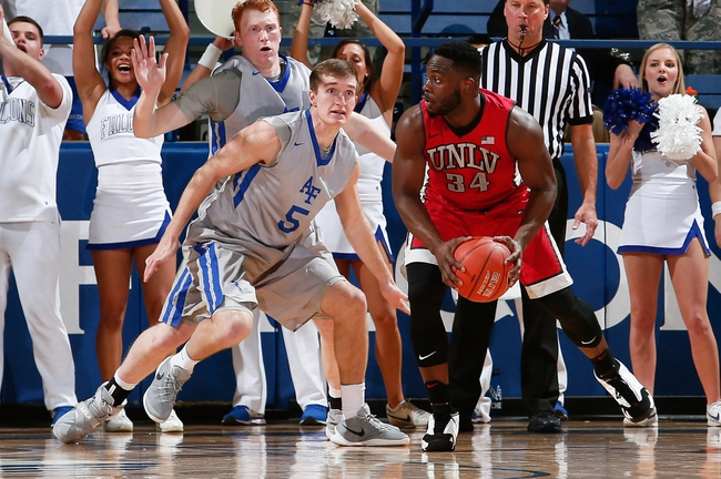 UNLV Rebels vs. Air Force Falcons - 3/9/16 College Basketball Pick, Odds, and Prediction