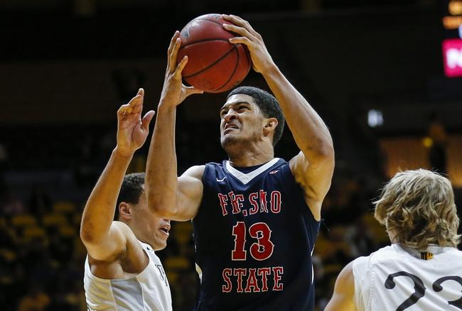 Fresno State vs. Utah State - 2/20/16 College Basketball Pick, Odds, and Prediction