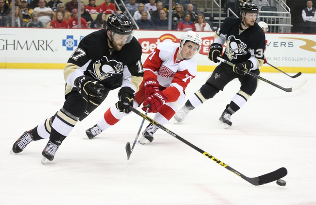 Red Wings vs. Penguins - 3/26/16 NHL Pick, Odds, and Prediction