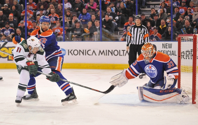 Wild vs. Oilers - 3/10/16 NHL Pick, Odds, and Prediction