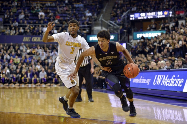 Washington vs. Northern Arizona - 11/20/16 College Basketball Pick, Odds, and Prediction