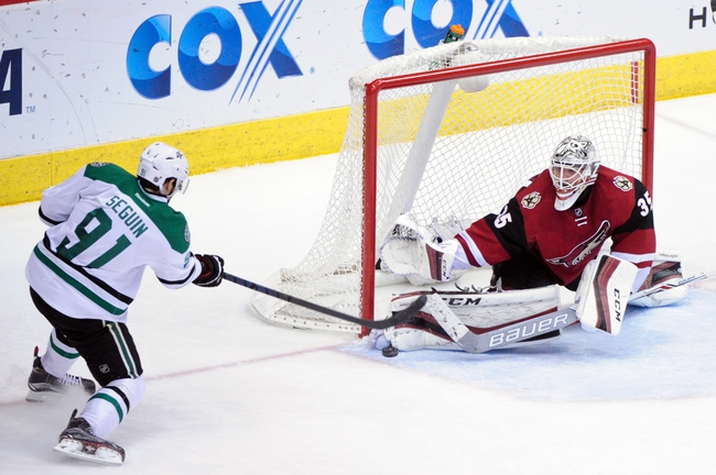 Coyotes vs. Stars - 3/24/16 NHL Pick, Odds, and Prediction
