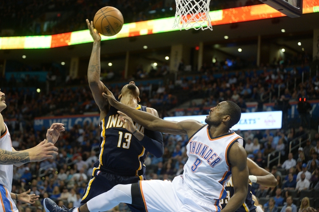 Pacers vs. Thunder - 3/19/16 NBA Pick, Odds, and Prediction