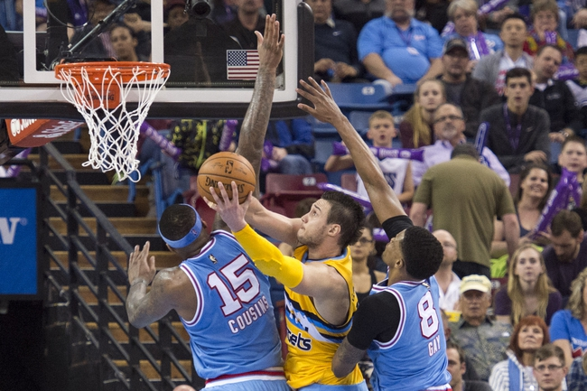 Nuggets vs. Kings - 2/23/16 NBA Pick, Odds, and Prediction