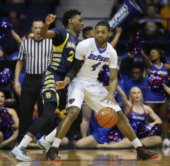 DePaul Blue Demons vs. Seton Hall Pirates - 3/5/16 College Basketball Pick, Odds, and Prediction