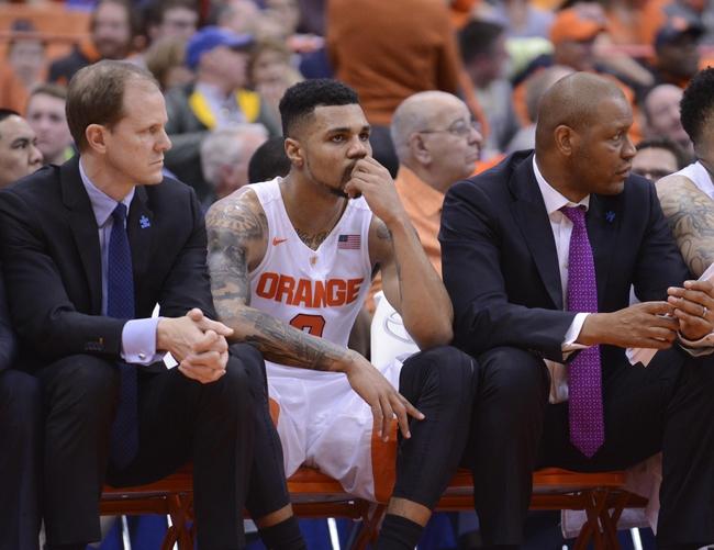 Syracuse vs. North Carolina State - 2/27/16 College Basketball Pick, Odds, and Prediction