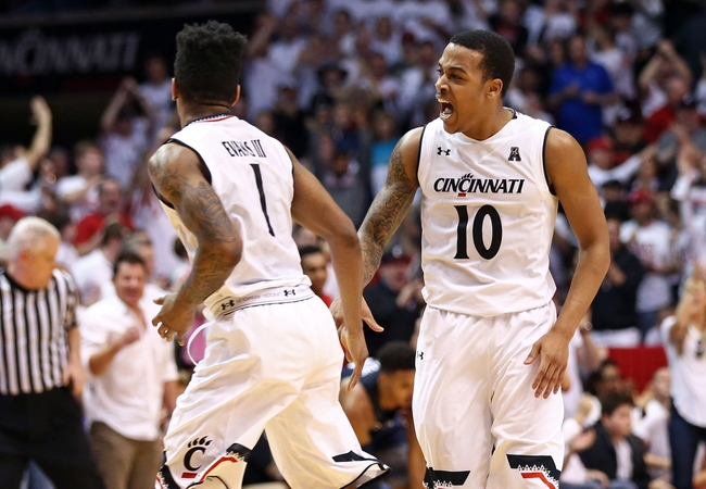 Cincinnati vs. Saint Joseph's - 3/18/16 NCAA Tournament Pick, Odds, and Prediction