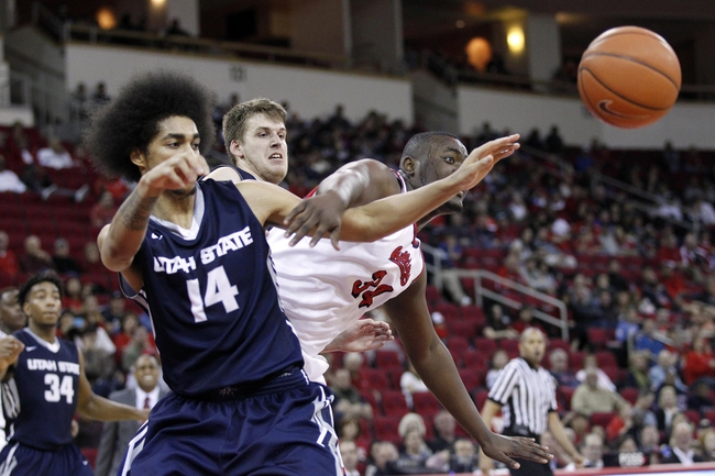 Utah State vs. Idaho State - 11/19/16 College Basketball Pick, Odds, and Prediction