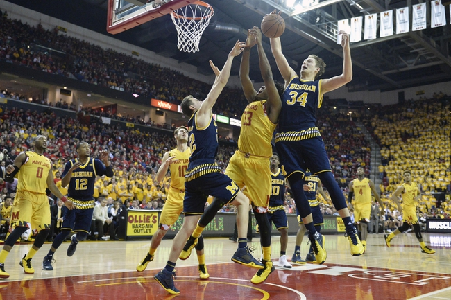 Michigan Wolverines vs. Northwestern Wildcats - 2/24/16 College Basketball Pick, Odds, and Prediction