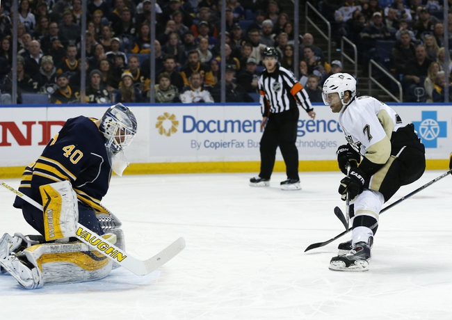 Penguins vs. Sabres - 3/29/16 NHL Pick, Odds, and Prediction