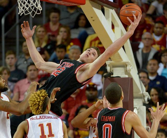 Utah vs. Arizona State - 2/25/16 College Basketball Pick, Odds, and Prediction